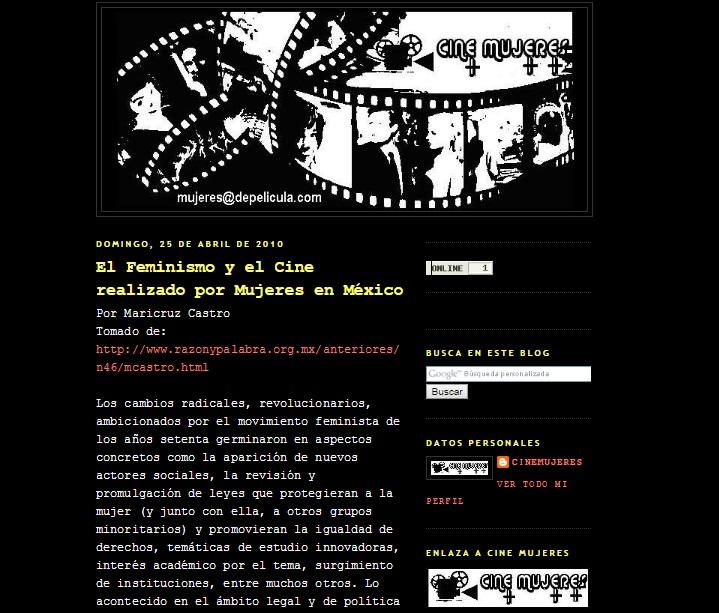 Cine Mujeres